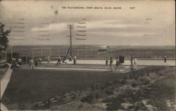 The Playground, Ferry Beach