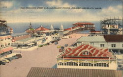 Old Orchard Street and Amusement Center