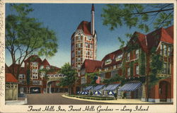 Forest Hills Inn at Forest Hills Gardens