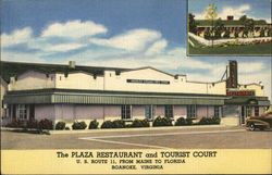 The Plaza Restaurant and Tourist Court