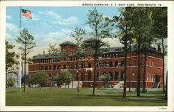 Marine Barracks, U.S. Navy Yard