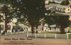 White Maple Motor Court