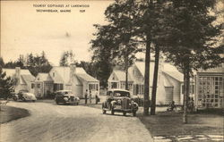 Tourist Cottages at Lakewood