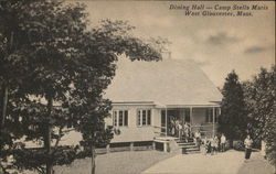 Camp Stella Maris - Dining Hall