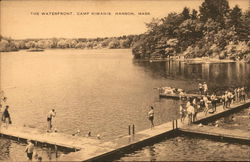 The Waterfront, Camp Kiwanis