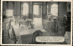 Jean's Dining Room