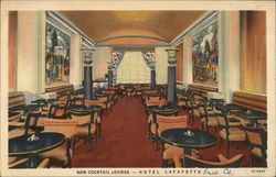 Hotel Lafayette - Cocktail Lounge