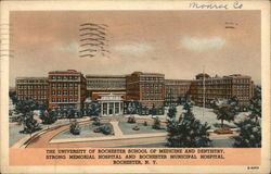 The University of Rochester School of Medicine and Dentistry