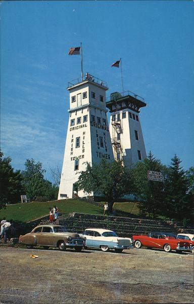 Irish Hills Towers Onsted Michigan