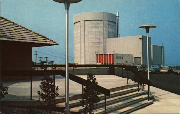Consumers Power Company - Palisades Nuclear Plant South Haven Michigan