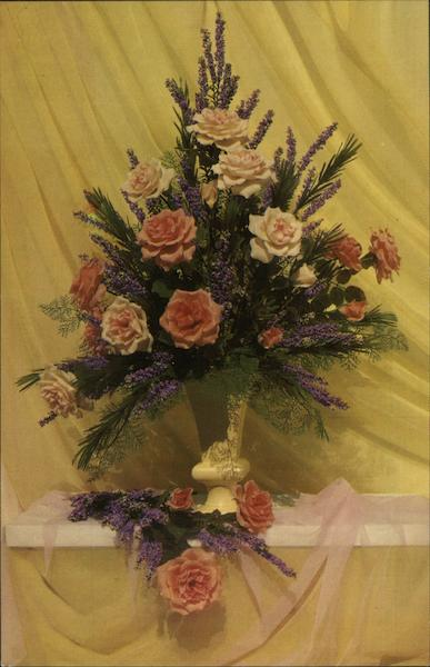 California Artificial Flower Co. Providence Rhode Island