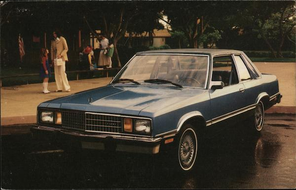 Ford Fairmont Cars