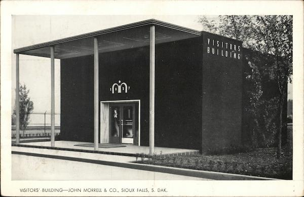 John Morrell & Co. - Visitors Building Sioux Falls South Dakota