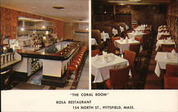 The Coral Room, Rosa Restaurant