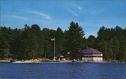 Sunset Lodge and Private Cottages on Kezar Lake