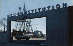 U.S.S. Constitution, U.S. Naval Shipyard