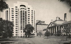 Massachusetts General Hospital - Bulfinch and George Robert White Buildings