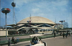 The General Electric Pavilion