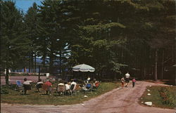 Sunset Lodge and Cottages on Kezar Lake