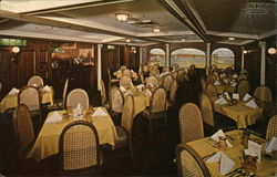 Griswold Inn - View of our famous Steamboat Room, Hospitality is a tradition.