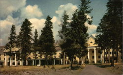 Lake Hotel, Yellowstone Lake