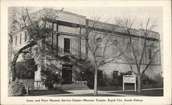 Army and Navy Masonic Service Center and Temple