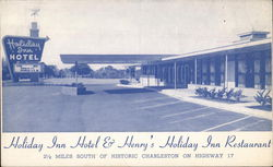 Holiday Inn Motel & Henry's Holiday Inn restaurant