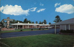 Parkview Motel Postcard