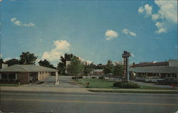 Mona Lisa Motel Postcard