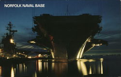 Norfolk Naval Base - U.S.S. John F. Kennedy