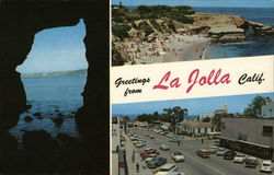 Greetings from La Jolla