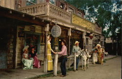 Knott's Berry Farm, Ghost Town - General Merchandise Store