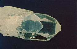 Quartz Crystal with Phantom