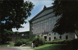 Administration Building, Kent State University Postcard