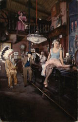 The Calico Saloon Bar
