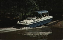 Aquaduck Cruise Tours, Mirror Lake