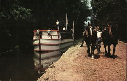 Canal Boat Monticello II
