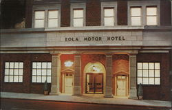 Eola Motor Hotel - Downtown