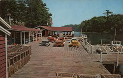 Herb Witham's Lobster Pier