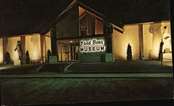 Main Entrance, Fred Bear Museum