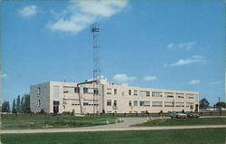 The Ohio Turnpike Administration Building