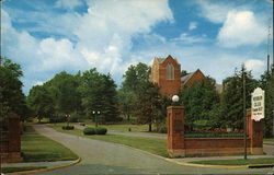Muskingum College - Entrance