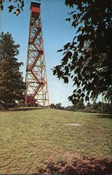 Mohican State Park and Forest - Fire Tower