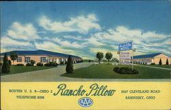 Rancho Pillow