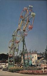 Giant Sky Wheel or Double Ferris Wheel, Cedar Point