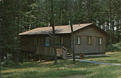 House-Keeping Cabins at Hocking Hills Lodge