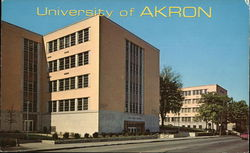 University of Akron - College of Law & Business Administration Building