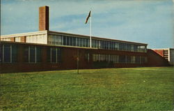 Newark Catholic High School Postcard