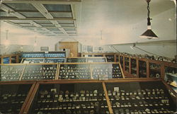 Heidelberg College - Jones Mineral Museum