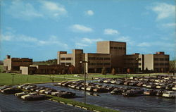 St. Luke's Hospital Postcard